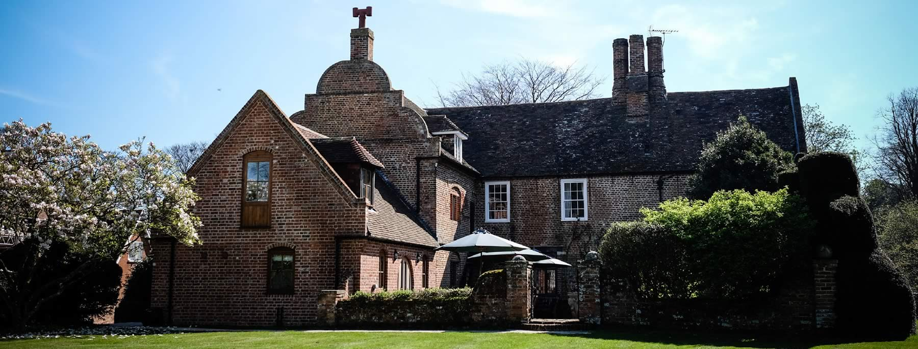 Knowlton Court The Dower House Wedding Accommodation